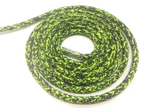 4mm Evo Breeze Kingfisher Rope 4mm Lime Continuous Control Lines Dinghies